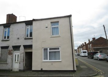 Thumbnail 3 bed end terrace house for sale in Queen Street, Lincoln