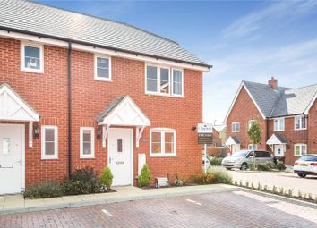 Thumbnail 3 bed semi-detached house for sale in Knights Meadow, North Baddesley, Southampton
