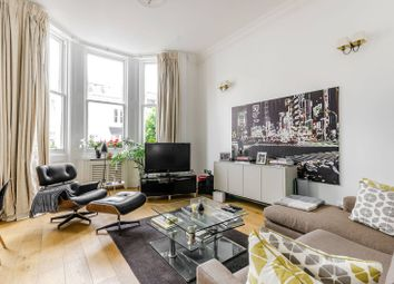 Thumbnail 1 bed flat to rent in Hornton Street, Kensington