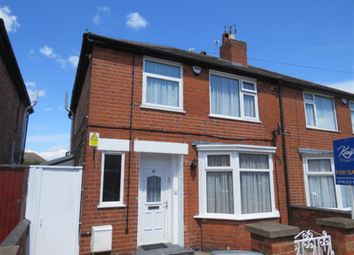 Thumbnail 3 bedroom semi-detached house for sale in Gough Road, Leicester