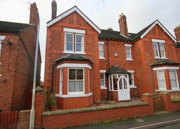 Thumbnail 4 bed end terrace house for sale in Victoria Road, Market Drayton