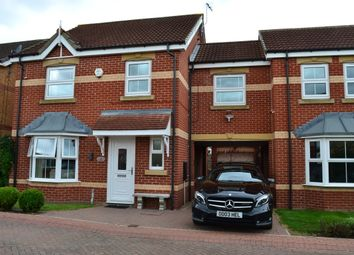 Thumbnail 4 bed link-detached house for sale in 3 Briarwood Gardens, Woodlaithes Village
