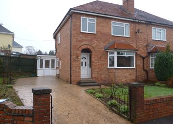 Thumbnail 3 bed semi-detached house for sale in Park Avenue, Abergavenny