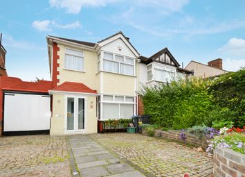 Thumbnail 3 bed semi-detached house to rent in Raleigh Drive, Tolworth, Surbiton