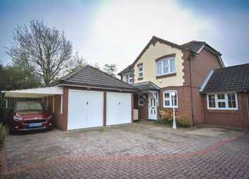Thumbnail 4 bed property to rent in Mallinson Close, Hornchurch