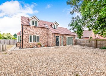 Thumbnail 4 bed detached house for sale in Pyecroft Lane, Walpole St. Peter, Wisbech
