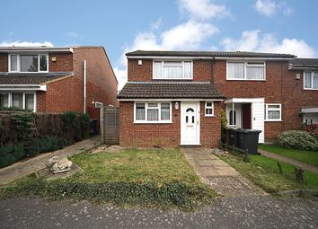 Thumbnail Terraced house for sale in Alfriston Close, Luton