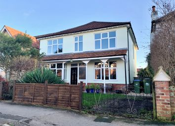 Thumbnail 4 bed detached house for sale in Upper Shirley Avenue, Upper Shirley, Southampton