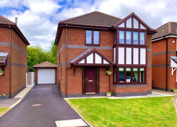 4 bed detached house for sale in Kenyon Road, Standish, Wigan WN6