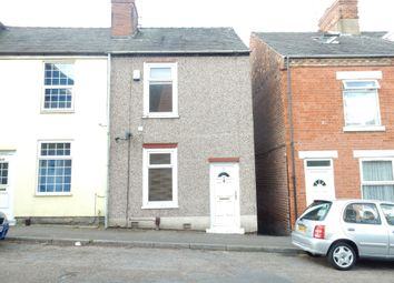 Thumbnail 2 bed end terrace house for sale in Norfolk Street, Worksop