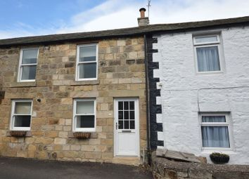 Thumbnail 3 bed terraced house to rent in Providence Lane, Rothbury, Morpeth