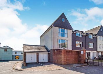 Thumbnail 4 bed end terrace house to rent in Fairlight Court, Pier Road, Littlehampton