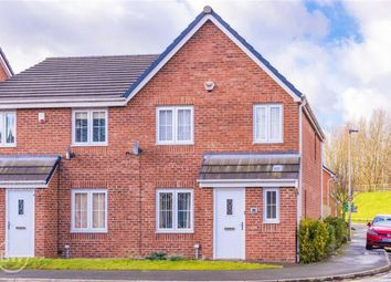 Thumbnail 4 bed semi-detached house to rent in Ledgard Avenue, Leigh, Lancashire