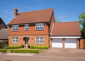 Thumbnail 5 bed detached house for sale in Five Fields Close, Watford, Hertfordshire