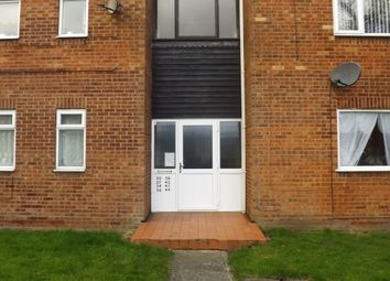 Thumbnail 1 bed flat to rent in Hambleton Close, Widnes