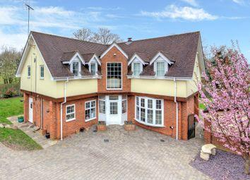 Thumbnail 4 bed detached house for sale in Motts Green, Little Hallingbury, Bishop's Stortford