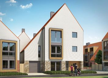 "Thumbnail 4 bedroom detached house for sale in ""Eagle"" at Meadlands, York"