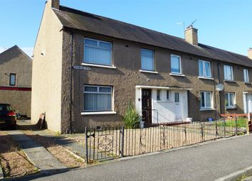 Thumbnail 3 bed end terrace house for sale in Marmion Road, Grangemouth