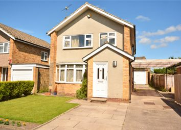 Thumbnail 4 bed detached house for sale in Overdale Avenue, Alwoodley, Leeds