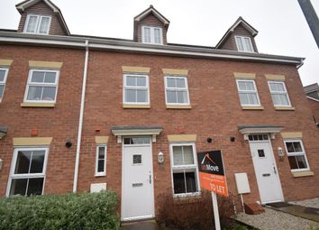 Thumbnail 3 bed terraced house to rent in Highlander Drive, Donnington, Telford