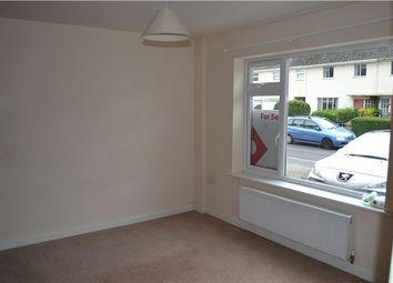 Thumbnail 2 bedroom flat for sale in Swanmoor Crescent, Bristol