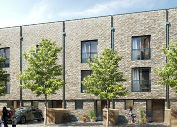 Thumbnail 3 bed town house for sale in Victoria Drive, London