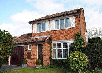 Thumbnail 3 bedroom detached house to rent in Grasmere Road, Farnborough