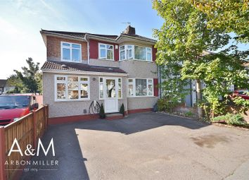 Thumbnail 3 bed end terrace house for sale in Thurlow Gardens, Ilford
