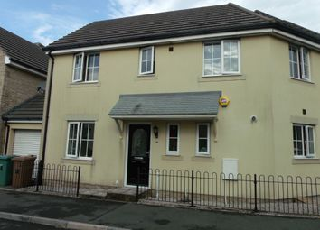 Thumbnail 3 bed semi-detached house to rent in Lady Fern Road, Roborough, Plymouth