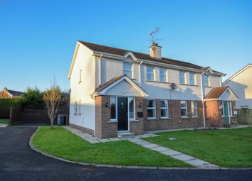 Thumbnail 3 bed semi-detached house for sale in 8 Hazel Grove, Tobermore