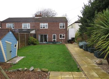 Thumbnail 3 bed semi-detached house for sale in Mission Lane, Fakenham