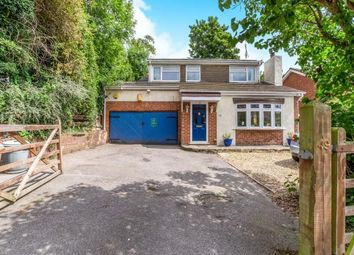 Thumbnail 4 bedroom detached house for sale in Scotby Avenue, Walderslade, Chatham, Kent