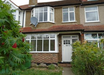 Thumbnail 3 bed terraced house to rent in Braemer Road, Worcester Park