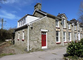 Thumbnail 3 bed cottage for sale in Drefach, Llanybydder