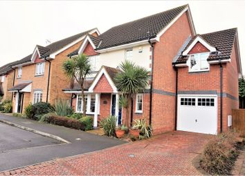 Thumbnail 4 bedroom detached house for sale in Merecroft, Titchfield Park
