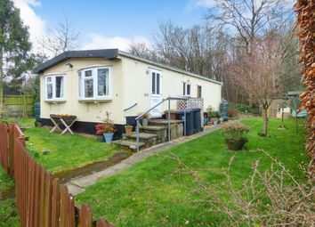 Thumbnail 3 bed mobile/park home for sale in Hooks Cross, Watton At Stone, Hertford