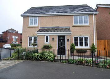 Thumbnail 4 bed detached house for sale in Thirlmere Way, Hull