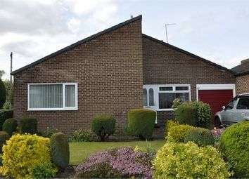 Thumbnail 2 bed semi-detached bungalow for sale in Hall Farm Close, Stocksfield, Northumberland.