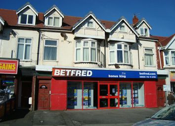 Thumbnail 1 bed flat to rent in Redbank Road, Blackpool