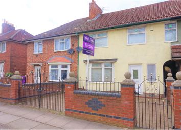 Thumbnail 3 bedroom terraced house for sale in Ridgmont Avenue, Liverpool