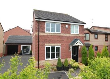 Thumbnail 4 bed detached house for sale in Coomer Court, Off Keele Rd, Newcastle Under Lyme, Staffs