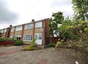 Thumbnail 3 bed semi-detached house to rent in Marshall Avenue, Marshalls Cross, St Helens
