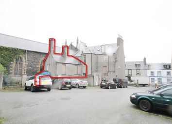 Thumbnail 1 bedroom flat for sale in 12, Church Street, Flat 1, Stranraer DG97Jg