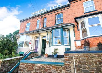 Thumbnail 4 bed terraced house for sale in Myrtle Grove, Bideford