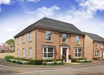 """Thumbnail 4 bed detached house for sale in """"Eden"""" at Station Road, Langford, Biggleswade"""