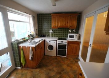 Thumbnail 2 bed detached bungalow for sale in Roseacre Grove, Stoke-On-Trent, Staffordshire