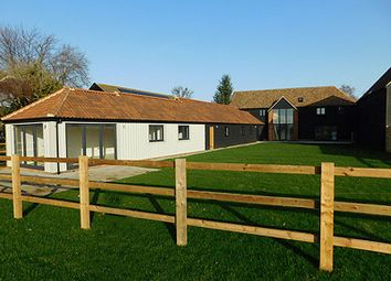 Thumbnail 6 bed barn conversion for sale in The Green, Beeston, Sandy