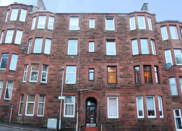 Thumbnail 2 bedroom flat for sale in Mary Street, Port Glasgow, Inverclyde
