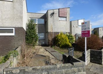 Thumbnail 3 bed end terrace house for sale in Michaelston Close, Barry
