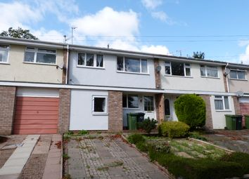 Thumbnail 1 bedroom terraced house to rent in Hardwicke Close, Worcester